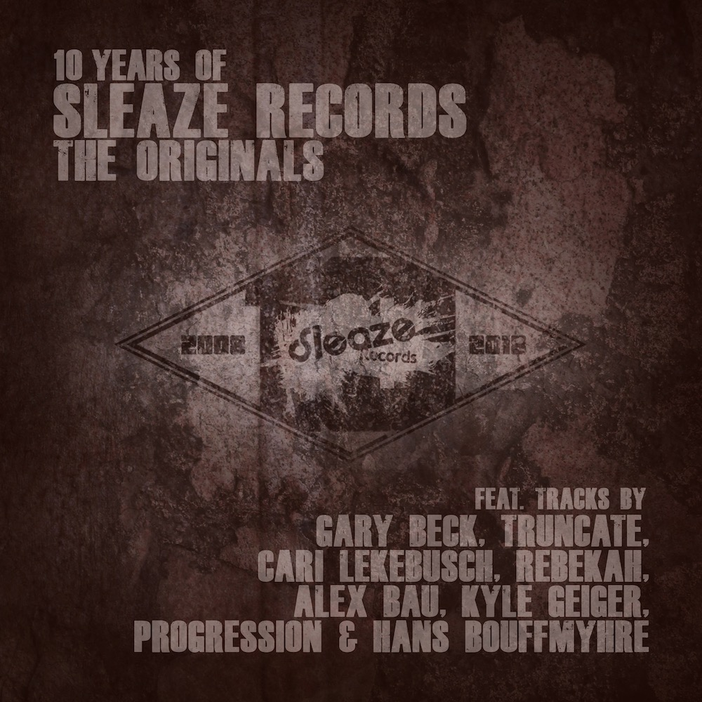 10YOSLEAZE002 - VA - 10 Years of Sleaze Records The Originals