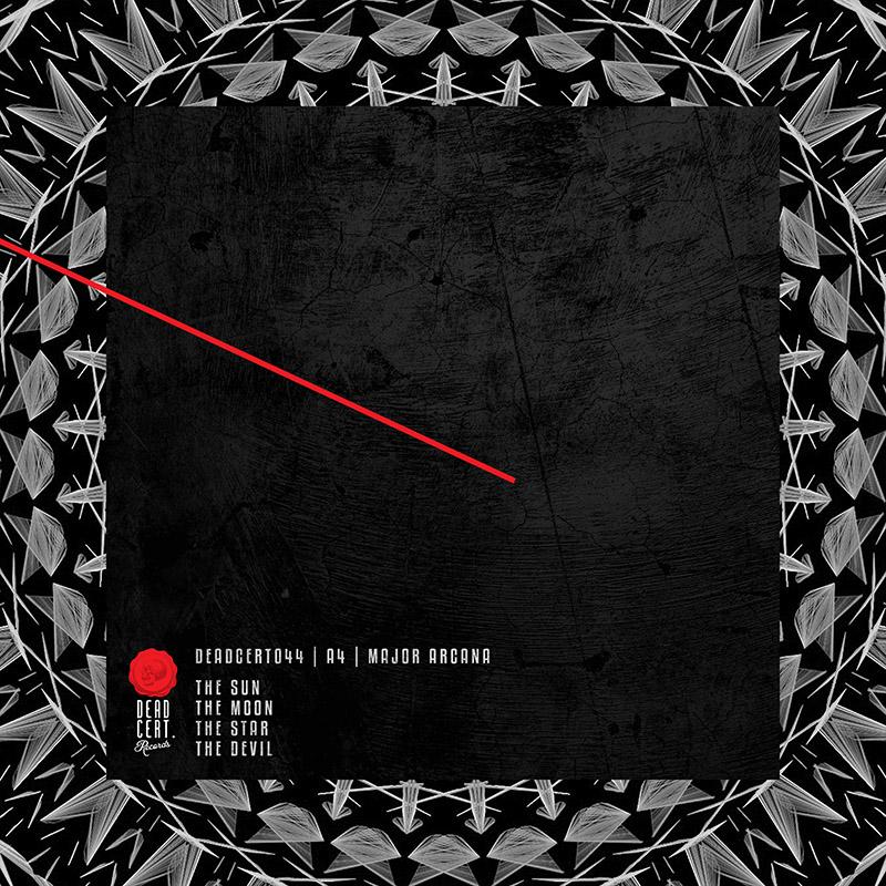 DEADCERT038 - VA - Black Mail XI - Death Techno