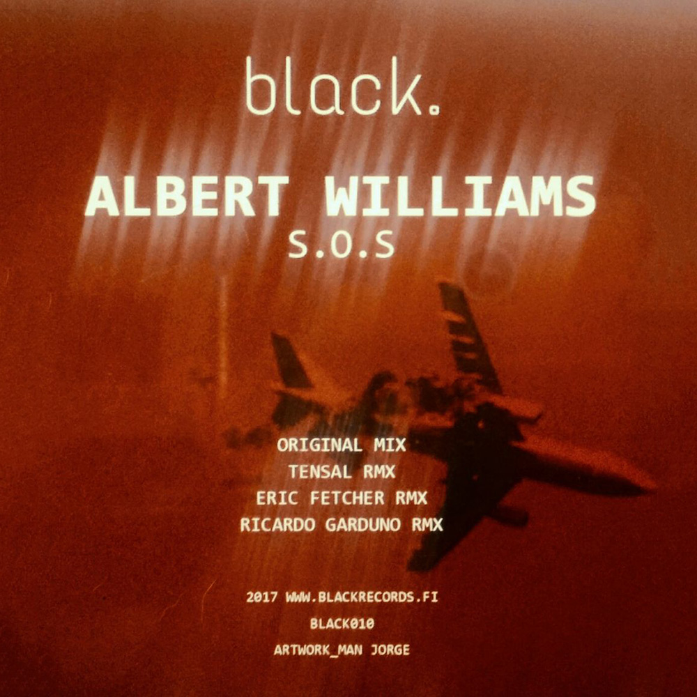 BLACK.010 - Albert Williams - S.O.S