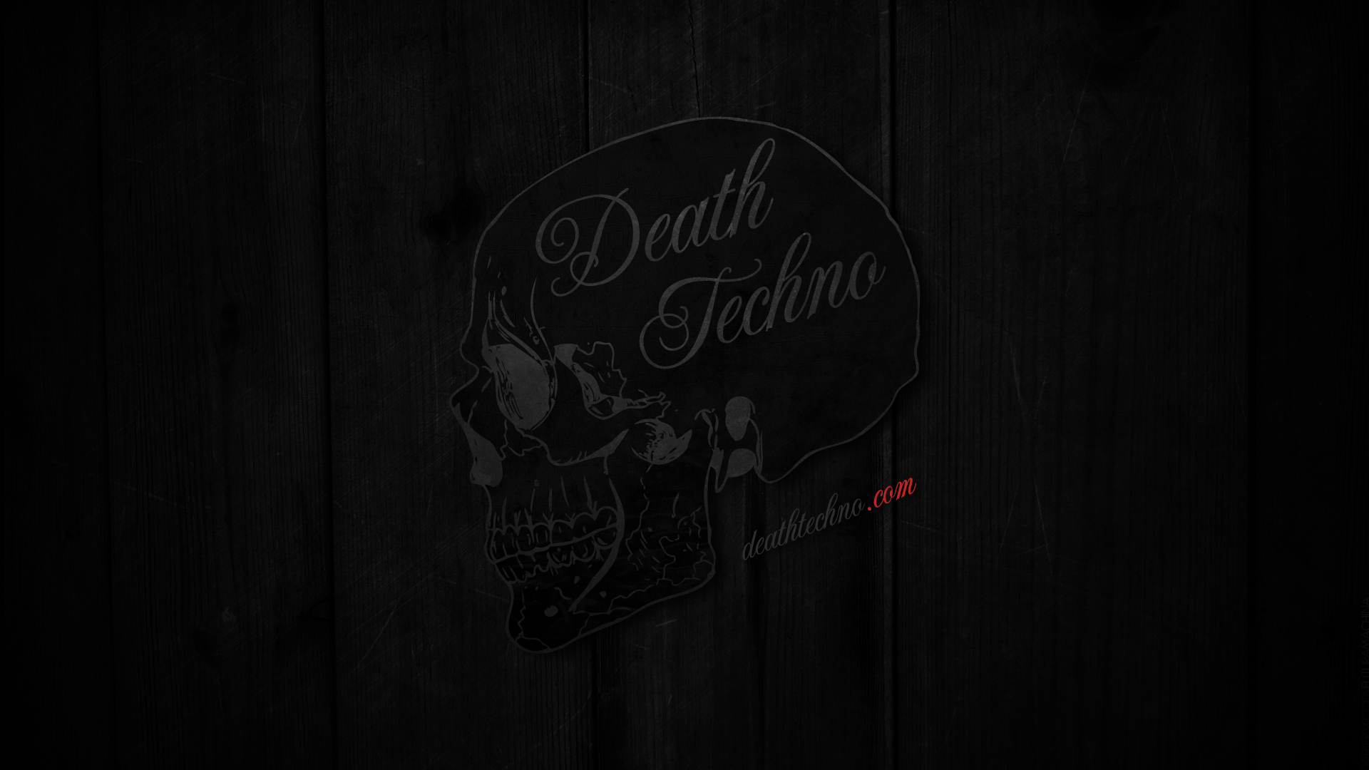 graphics - death techno