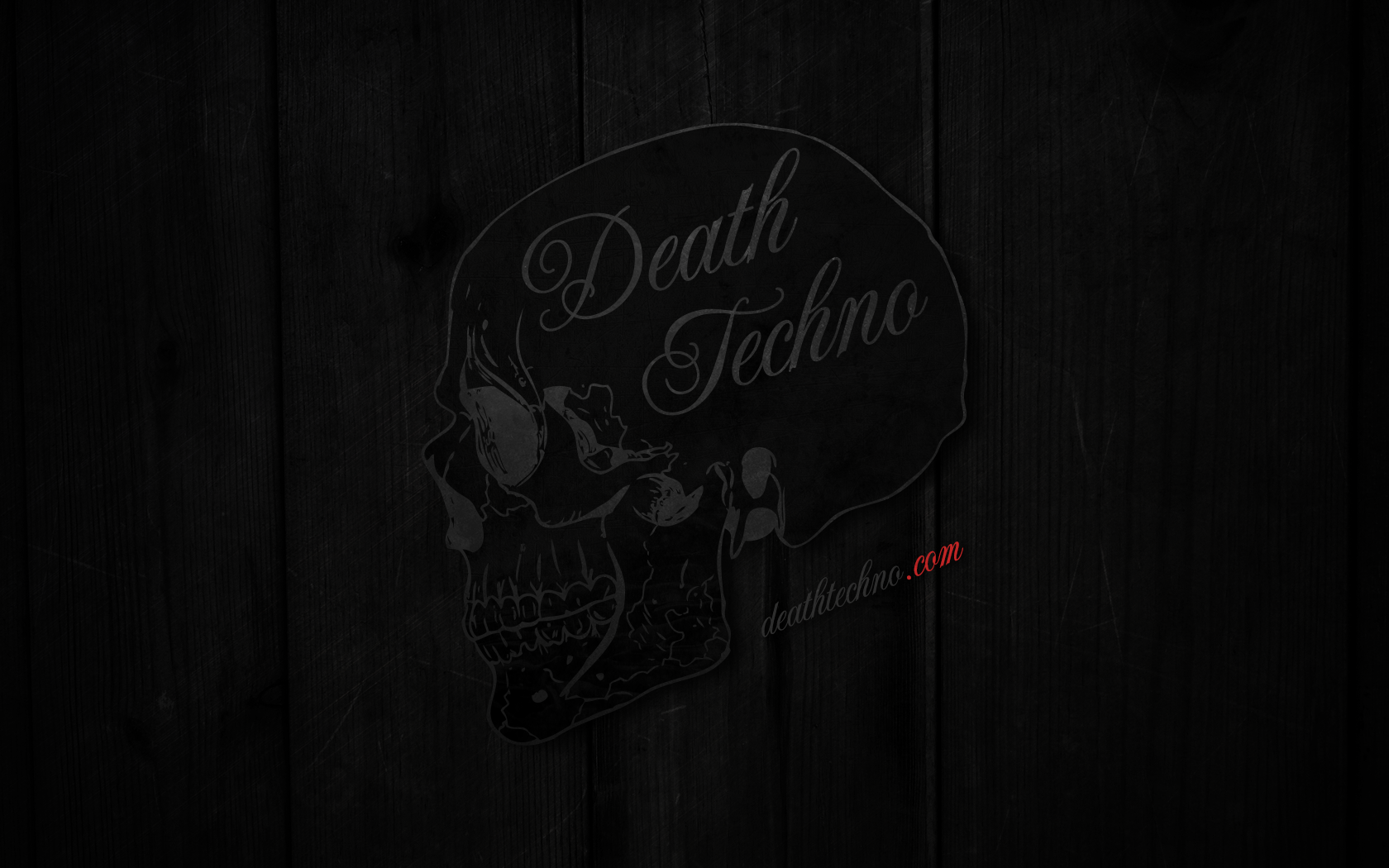 Death Techno Wallpaper 2013.1 Mac 1680 x 1080