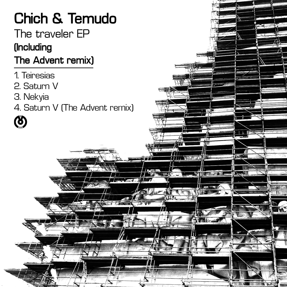 MDHZ08 - Chich & Temudo - The Traveler