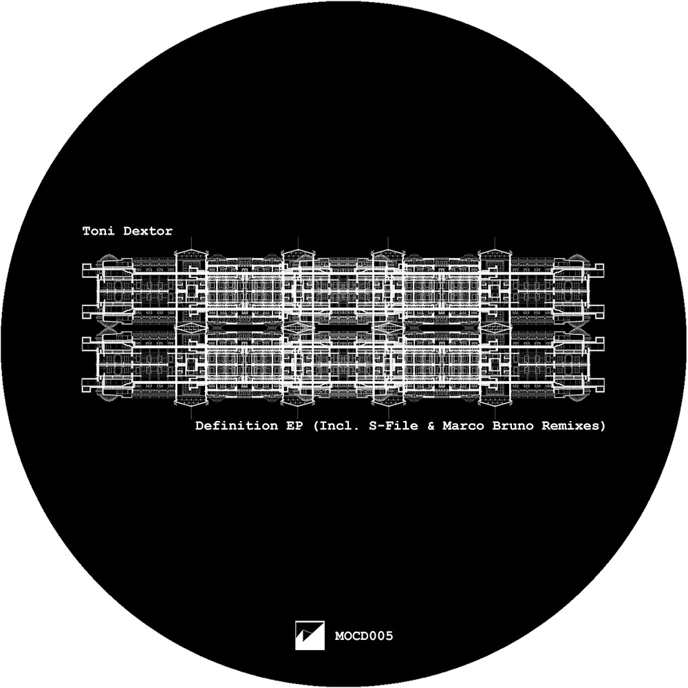 MOCD005 - Toni Dextor - Definition EP
