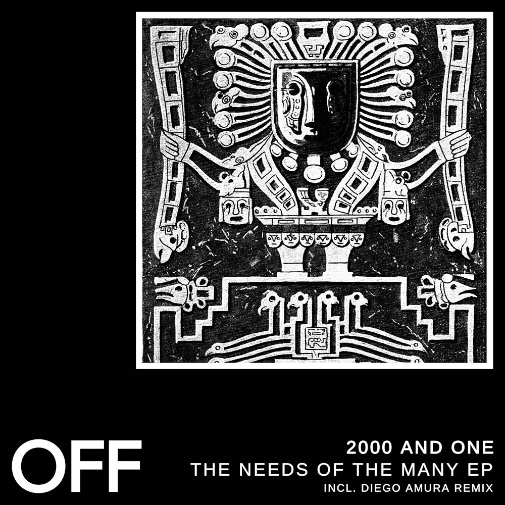 OFF186 - 2000 and One - The Needs Of The Many