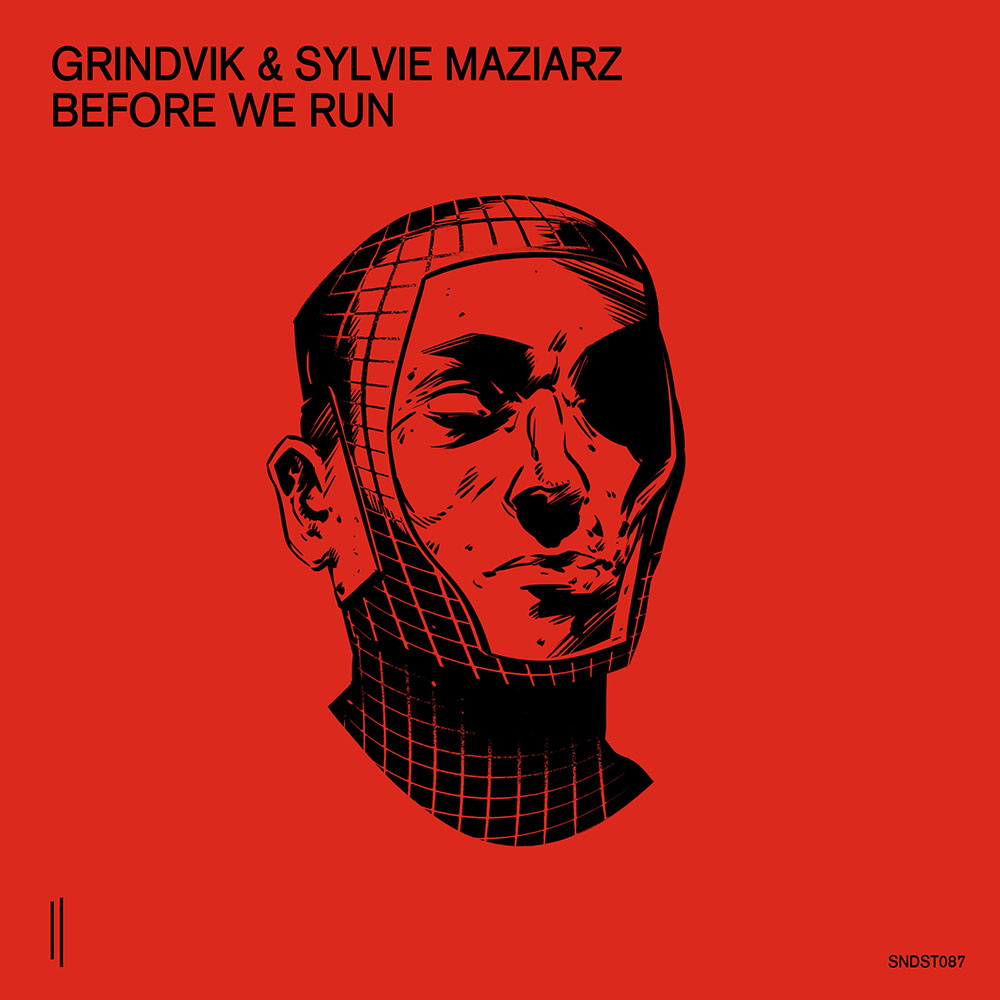 SNDST087 - Grindvik & Sylvie Maziarz - Before We Run